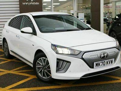 used Hyundai Ioniq 38.3kWh Premium SE Auto 5dr