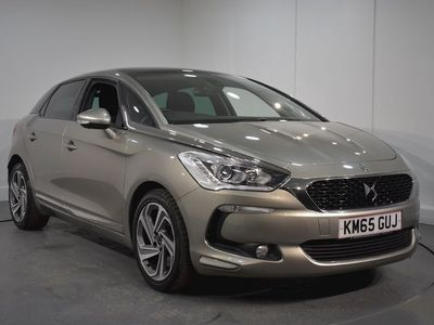 used DS Automobiles DS5 2.0 BlueHDi Elegance (s/s) 5dr