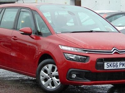 used Citroën Grand C4 Picasso 1.6 BlueHDi Touch Edition 5dr EAT6 Auto