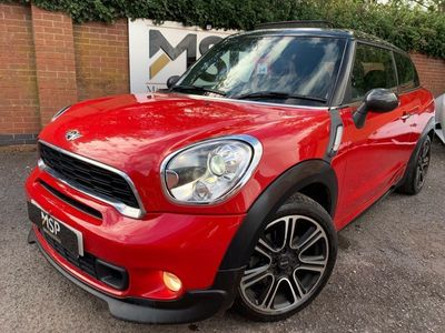 used Mini Cooper SD Paceman 2.0 3dr
