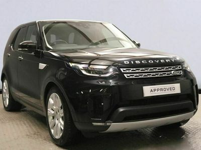 used Land Rover Discovery 3.0 SD6 HSE Luxury 5dr Auto