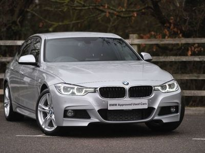 used BMW 320 3 Series D M SPORT