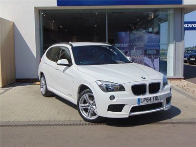 used BMW X1 2.0 18d M Sport sDrive 5dr