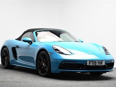 used Porsche Boxster ROADSTER GTS 2dr PDK 2.5 Heated Sports Seats - Spo
