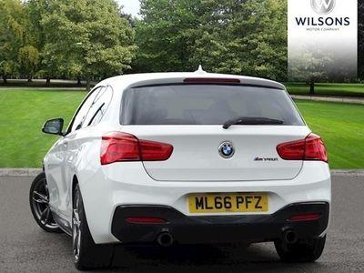 used BMW M140 1-Series Hatchback(Navigation) Sport Automatic 3d