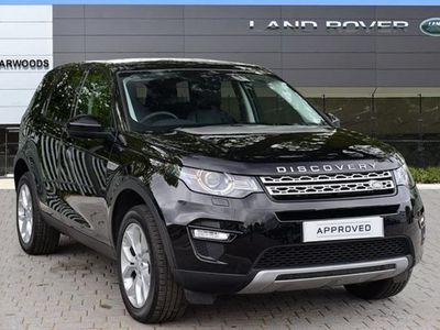 used Land Rover Discovery Sport 2.0 Si4 240 HSE 5dr Auto