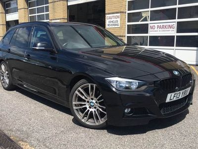 used BMW 320 3 Series d M Sport 5dr 2.0