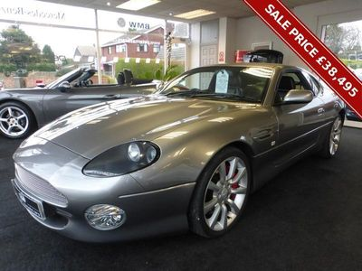 used Aston Martin DB7 Vantage Coupe 2004