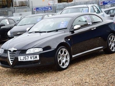 used Alfa Romeo GT 1.8 T.SPARK BLACKLINE 3D 139 BHP + FREE NATIONWIDE DELIVERY + FREE 3 YEAR