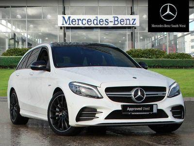 used Mercedes C43 AMG C-Class4Matic Premium Plus 5Dr 9G-Tronic