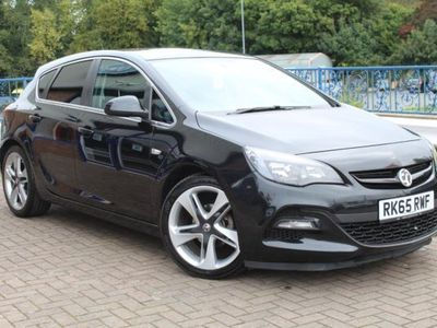 used Vauxhall Astra 1.4T 16V Limited Edition 5dr *FULL HISTORY/HEATED SEATS* (31)