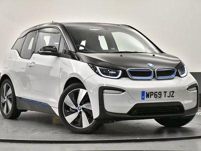 used BMW i3 120Ah