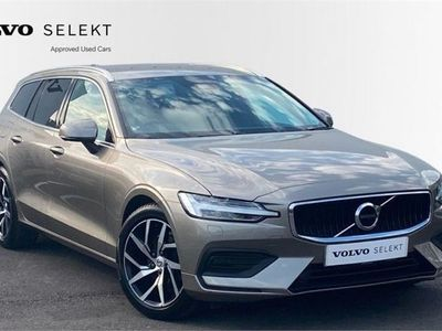 used Volvo V60 II D3 Momentum Plus Automatic (Winter Pack, Smart Phone Integration)
