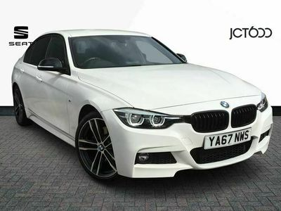 used BMW 320 3 Series D M SPORT SHADOW EDITION saloon special edition