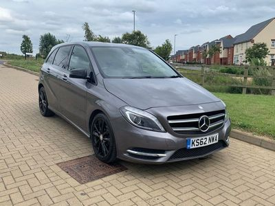 used Mercedes B200 B Class 1.8CDI BlueEFFICIENCY Sport (s/s) 5dr
