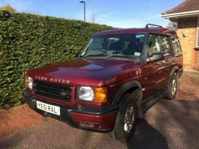 used Land Rover Discovery 2.5 TD5 GS 5dr (7 Seats)