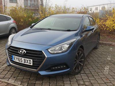 used Hyundai i40 1.7 CRDi Blue Drive SE Nav DCT (s/s) 4dr