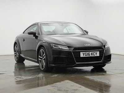 used Audi TT Coupé Coupe S line 2.0 TFSI 230 PS S tronic
