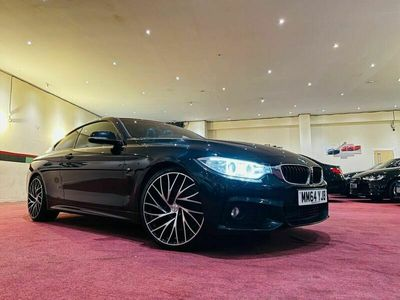 used BMW 428 4 Series 2.0 i M Sport Coupe 2d
