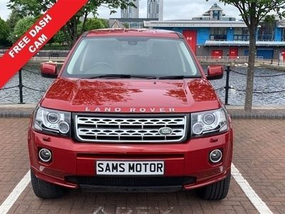 used Land Rover Freelander 2.2 TD4 XS 5d 150 BHP Low Miles,Finance,Cheap Tax,Long Mo
