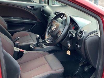 used Seat Leon Hatchback 2.0 16V TDI Reference Sport 5d