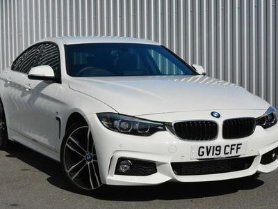 used BMW 420 4 Series d [190] M Sport 5dr Auto [Professional Media]