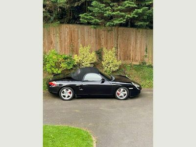 used Porsche Boxster 3.2 986 S Tiptronic S 2dr