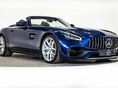 used Mercedes AMG GT 4.0 V8 BiTurbo (Premium) Roadster SpdS DCT (s/s) 2dr