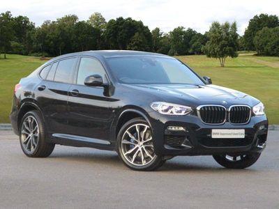 used BMW X4 xDrive30d M Sport