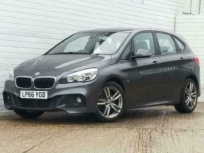 used BMW 218 Active Tourer 2 SERIES 1.5 I M SPORT 5d 134 BHP