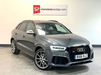 used Audi RS3 2.5 T FSI quattro S Tronic 5dr