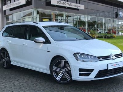 used VW Golf 2.0 Tsi R 5Dr Dsg