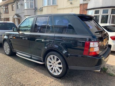 used Land Rover Range Rover Sport 2.7 TD V6 SE 5dr
