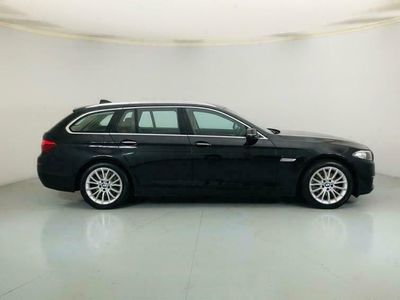 used BMW 520 5 SERIES 2.0 D LUXURY TOURING 5d AUTO 188 BHP - PRO NAV, diesel touring