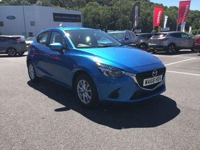 used Mazda 2 1.5 75 SE+ 5dr