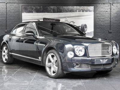 used Bentley Mulsanne SPEED