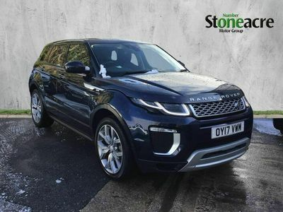 used Land Rover Range Rover evoque 2.0 TD4 Autobiography SUV 5dr Diesel Auto 4WD (s/s) (180 ps)