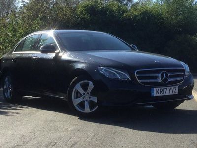 used Mercedes E200 E CLASS DIESEL SALOONSE 4dr 9G-Tronic