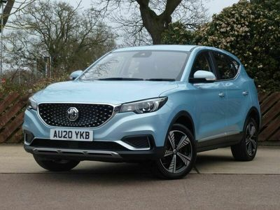 used MG ZS Motor105kW Excite EV 45kWh 5dr Auto