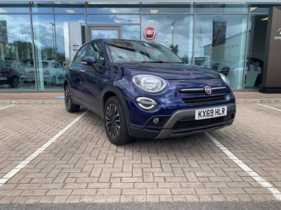 used Fiat 500X 1.0 120hp City Cross 5dr