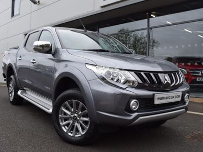 used Mitsubishi L200 Double Cab DI-D 178 Warrior 4WD, 2019, not known, 23540 miles.