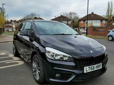 used BMW 225 Active Tourer 2 Series Active Tourer 1.5 xe 7.6kWh Sport Auto 4WD (s/s) 5dr