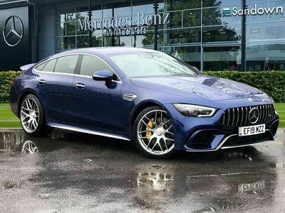 used Mercedes AMG GT GT 63 S 4Matic + Premium plus 4dr Auto