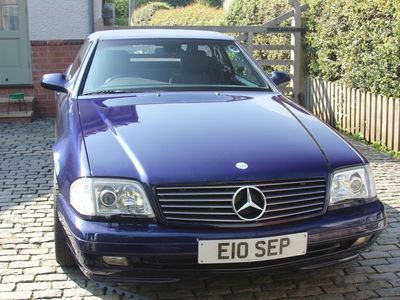 used Mercedes SL320 SL Class 3.22dr