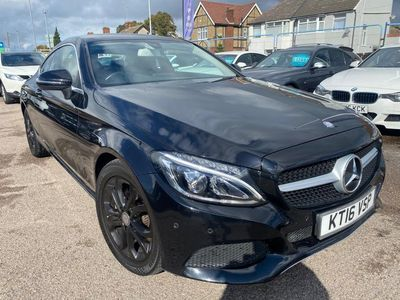 used Mercedes C200 C Class 2.0Sport 7G-Tronic+ (s/s) 2dr
