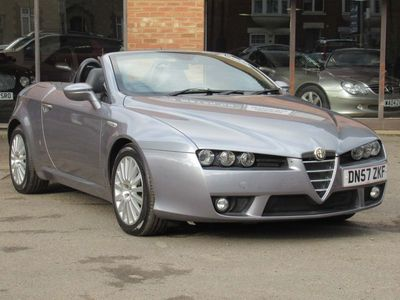 used Alfa Romeo Spider Spider 20072.2 JTS 2dr Convertible 2007