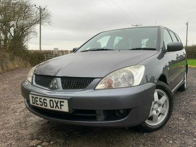 used Mitsubishi Lancer 1.6 Equippe 5dr