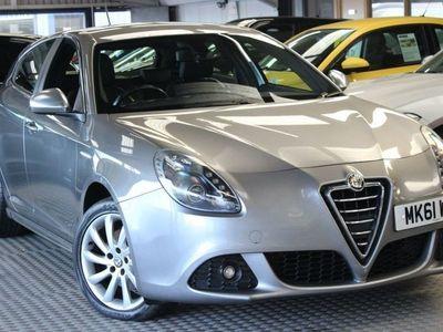 used Alfa Romeo Giulietta 1.4 MULTIAIR VELOCE TB 5d 170 BHP