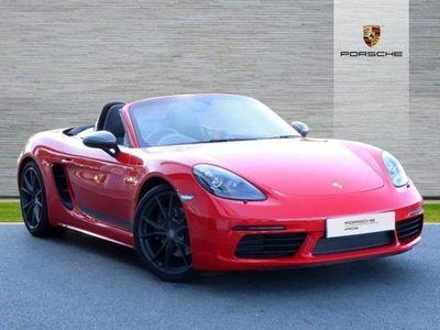 used Porsche Boxster 2.0 T 2Dr