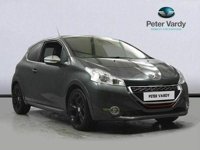 used Peugeot 208 1.6 THP GTi 3dr